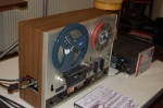 Tape recorder used in Trios